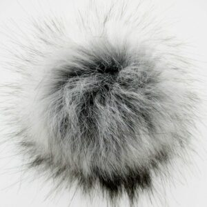 """Faux fur pompoms"""