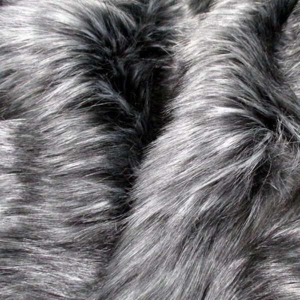 """Raccoon faux fur"""