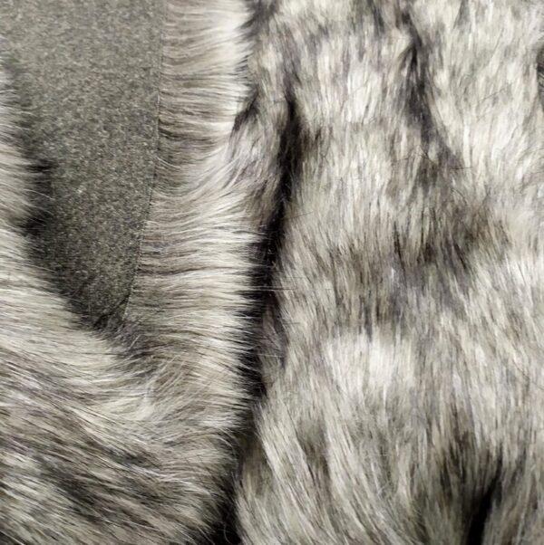"""""""Realistic faux fur"""""""