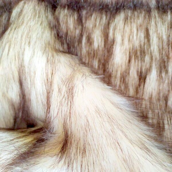"""Raccoon faux fur"""