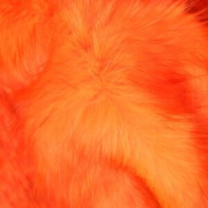 """Raccoon fur fabric"""